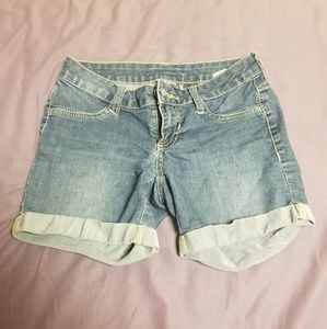 City Streets denim shorts GUC